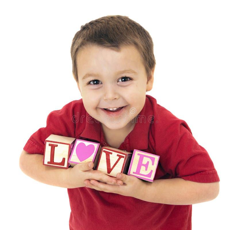 dziecka szczęśliwi miłości czary zdjęcia stock