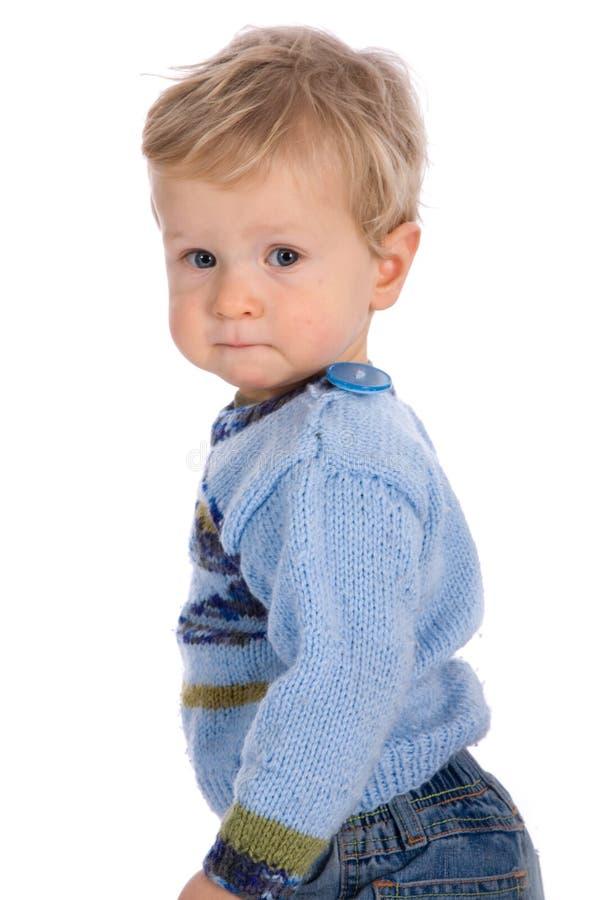 dziecka tła biel zdjęcie stock
