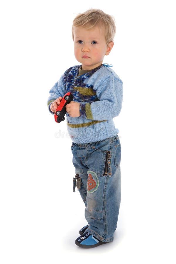 dziecka tła biel zdjęcia stock