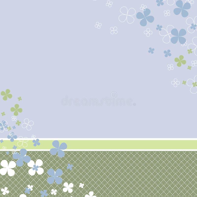 dziecka tła pastel royalty ilustracja