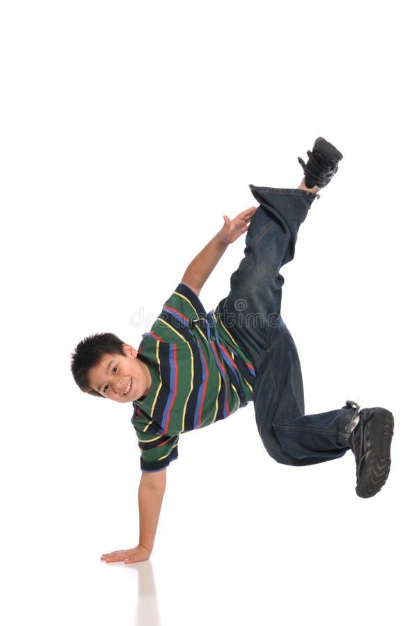 dziecka tancerza klepnięcie obrazy royalty free