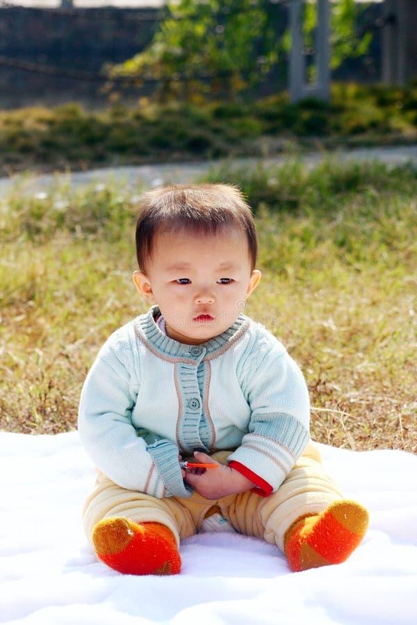 dziecka target1718_0_ zdjęcia stock