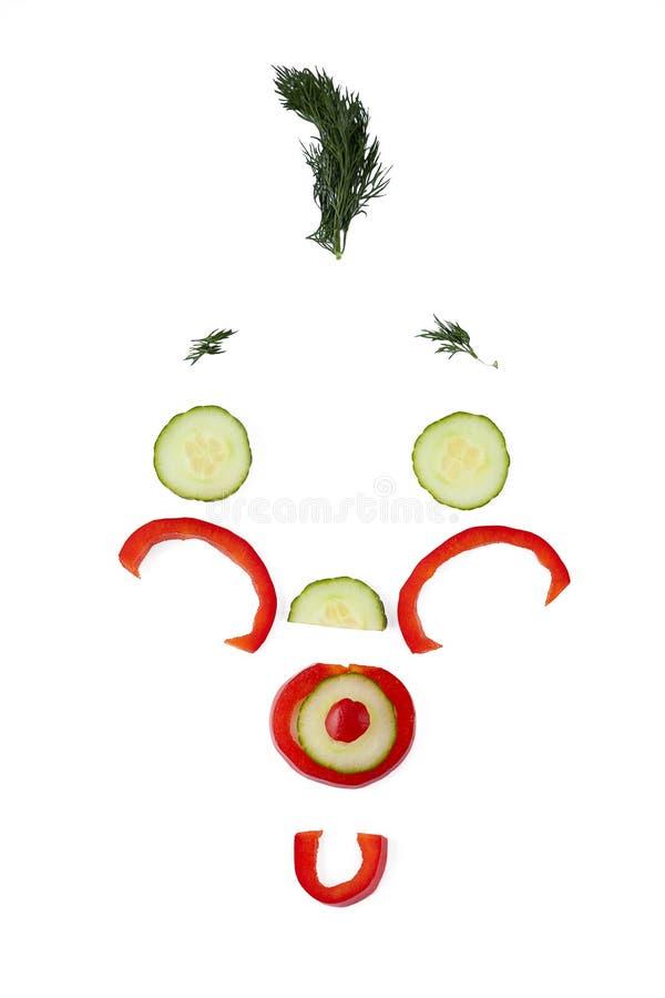 dziecka warzywo zdjęcia stock