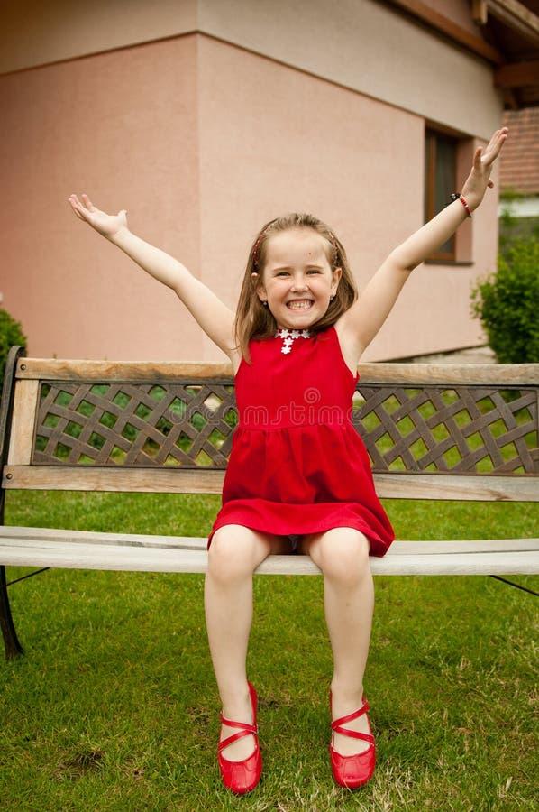 dziecka zabawy portret fotografia stock