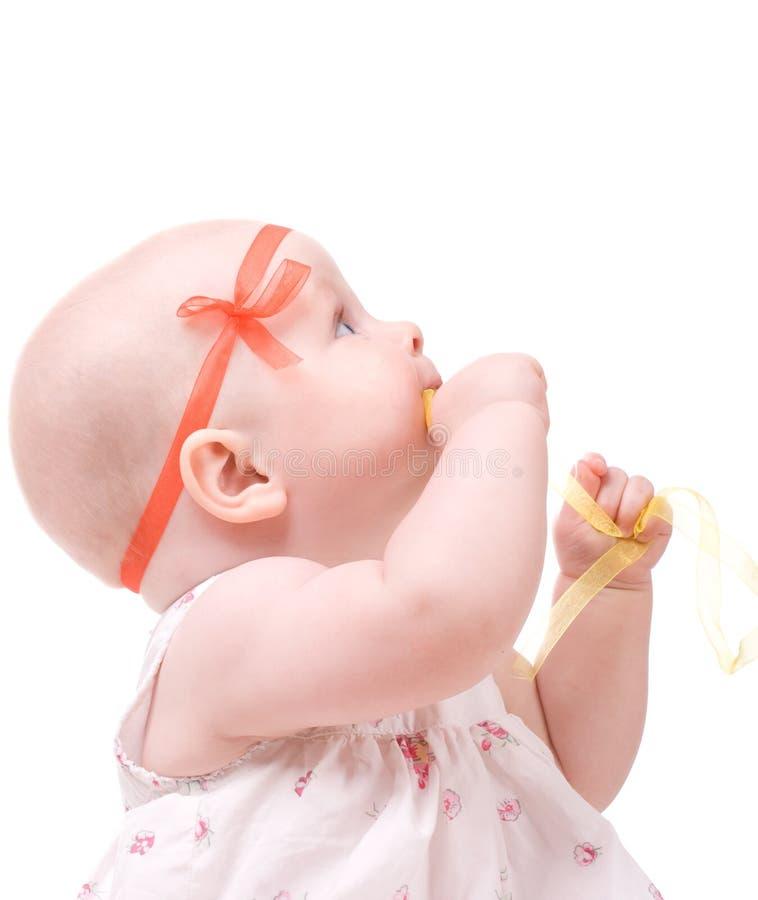 dziecko śliczny zdjęcie stock