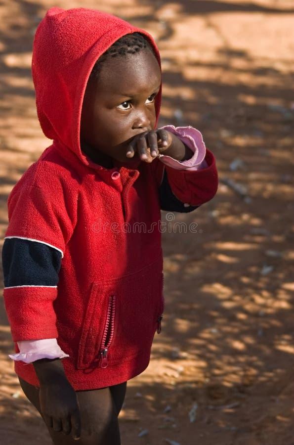 dziecko afrykańskiej zdjęcie royalty free