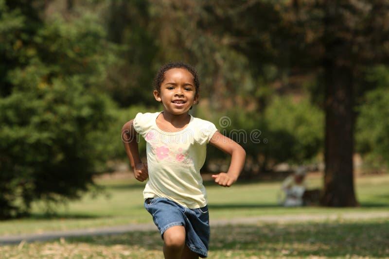 dziecko bieg