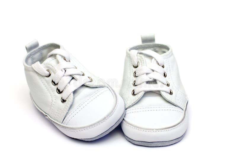 Dziecko buty fotografia royalty free