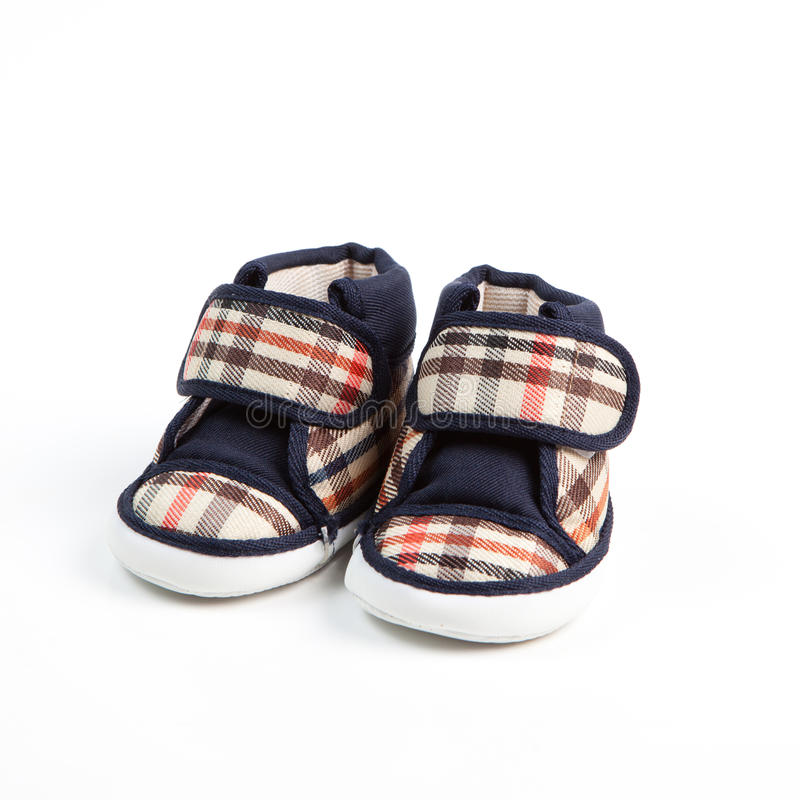 Dziecko buty zdjęcia stock