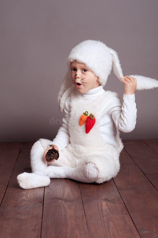 Dziecko chłopiec bawić się zdjęcia stock