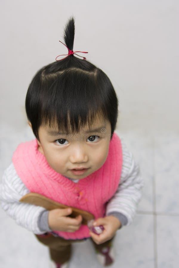 dziecko chińczyk zdjęcie stock
