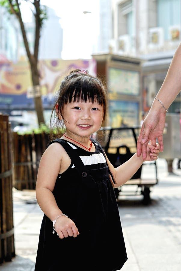 dziecko chińczyk obraz stock