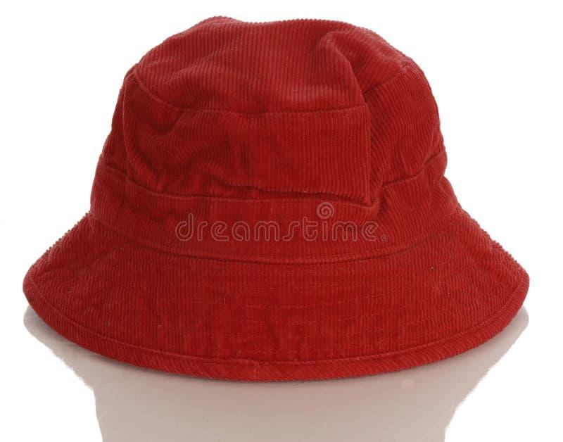 dziecko czerwień kapeluszowa dziecięca fotografia stock