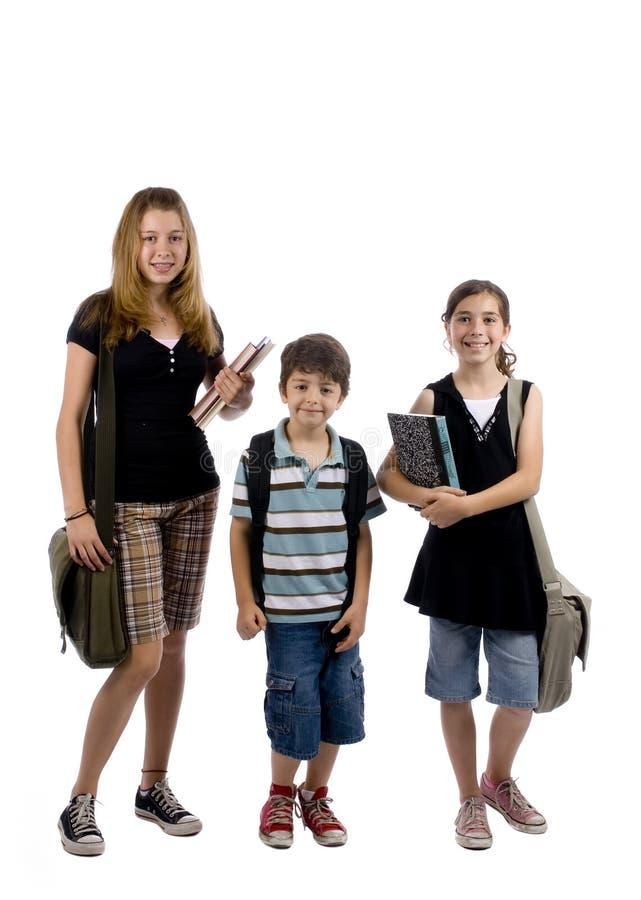 Download Dziecko do szkoły zdjęcie stock. Obraz złożonej z rodzina - 2495856
