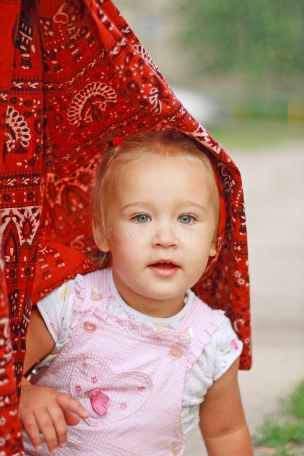 Download Dziecko dosyć obraz stock. Obraz złożonej z dziewczyna - 21032701