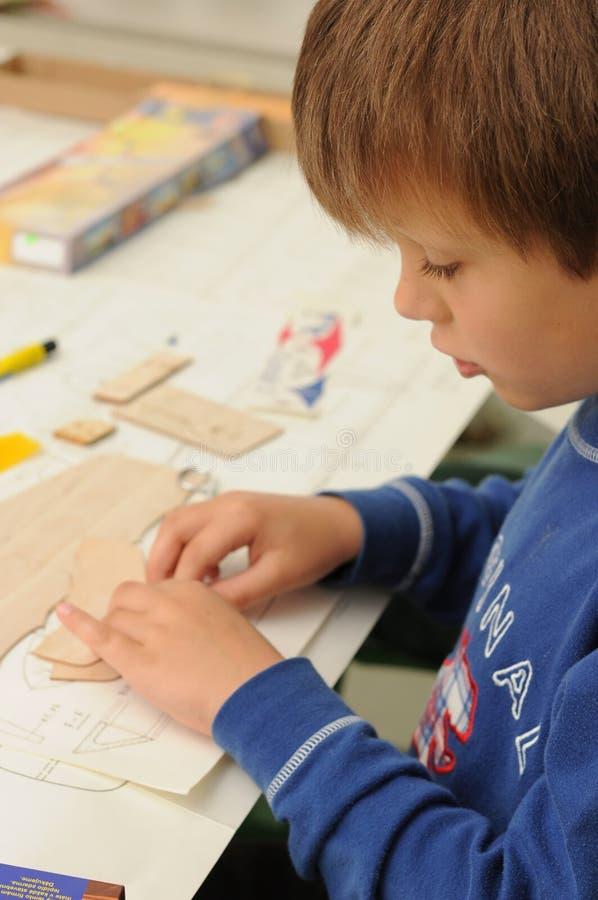 Dziecko hobby obrazy stock