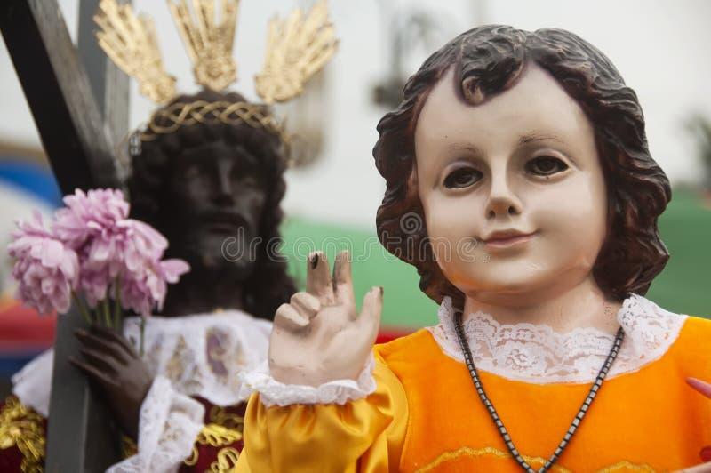 dziecko Jesus obraz royalty free