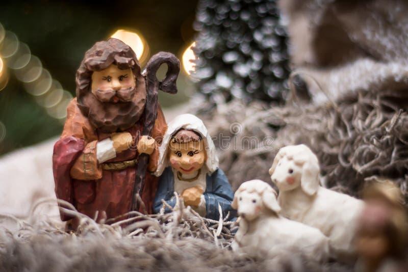 dziecko Jezusa obraz royalty free
