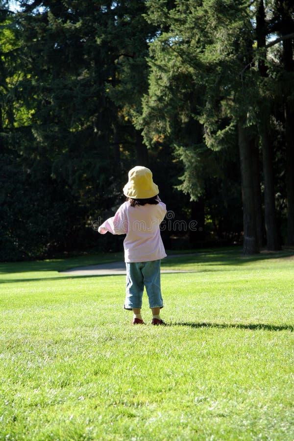 dziecko koncepcji bezpieczeństwa zdjęcie royalty free