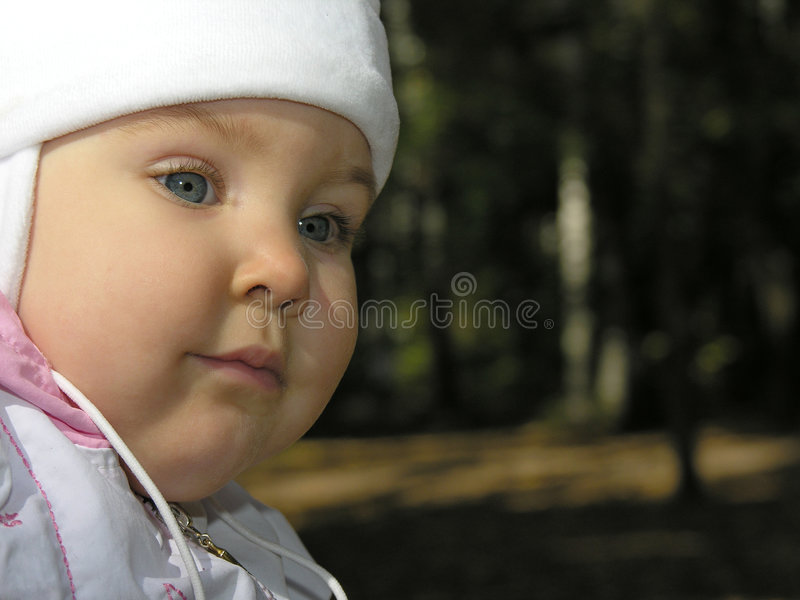 dziecko korzenia zdjęcia stock