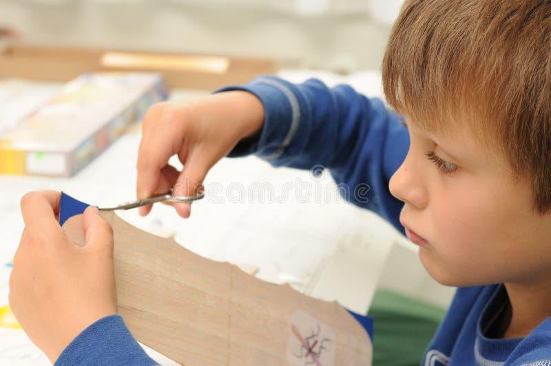 Dziecko kreatywność zdjęcia stock