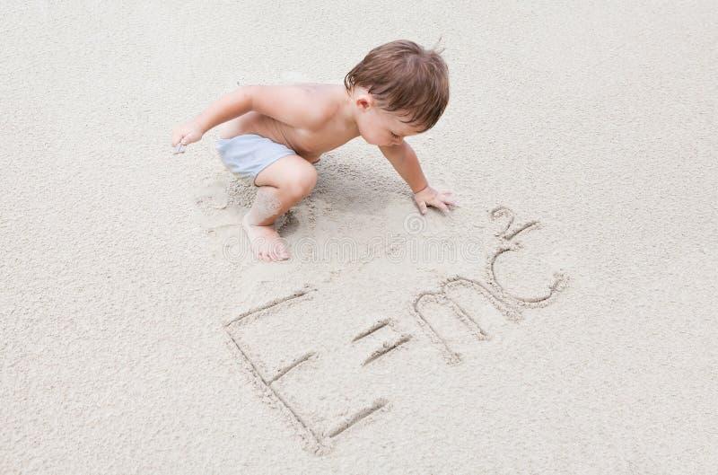 dziecko mądry zdjęcia stock