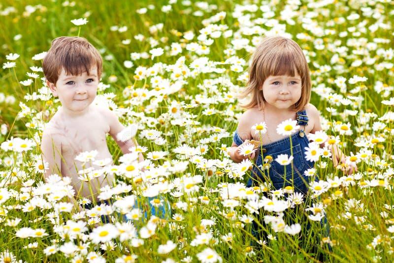 dziecko natura obrazy royalty free