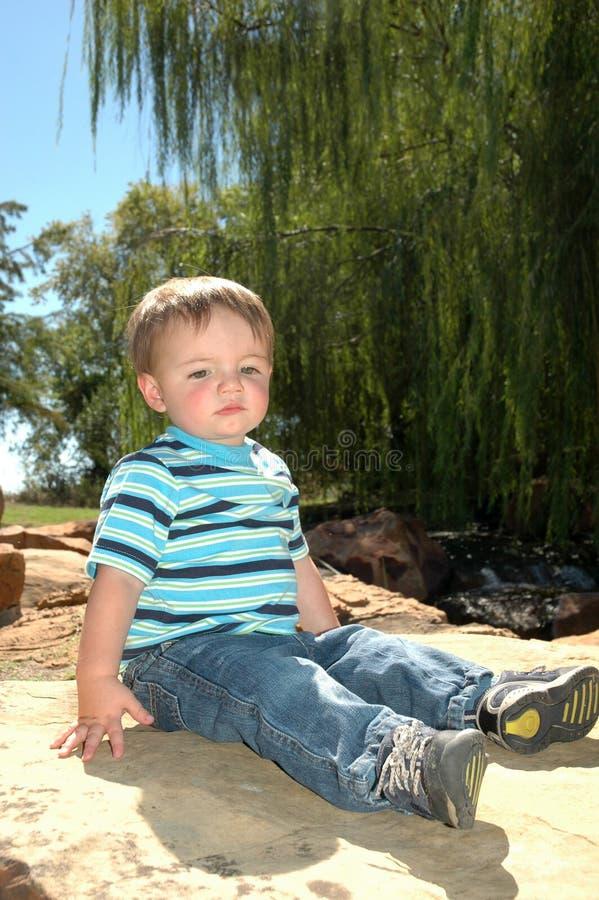 dziecko natury obrazy royalty free