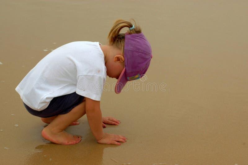 dziecko natury fotografia royalty free