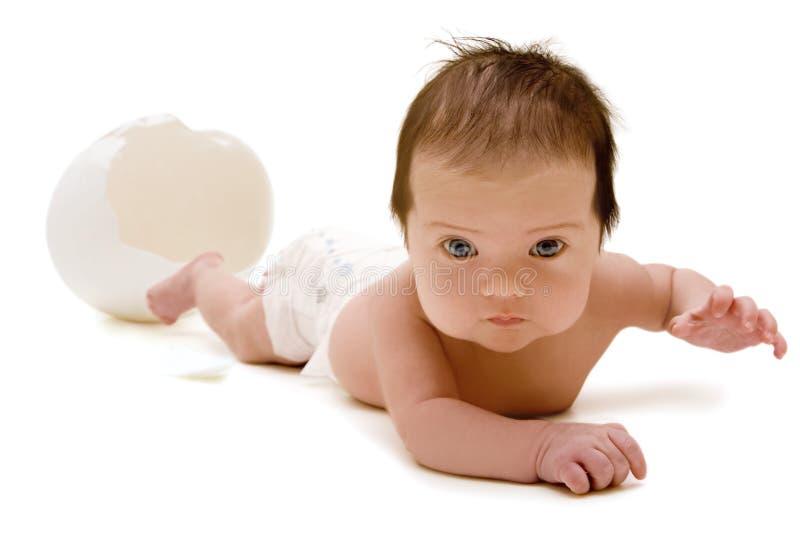 dziecko nowonarodzony zdjęcia stock