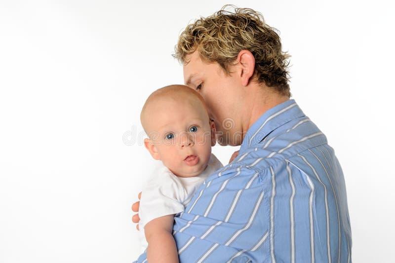 dziecko ojciec zdjęcia royalty free