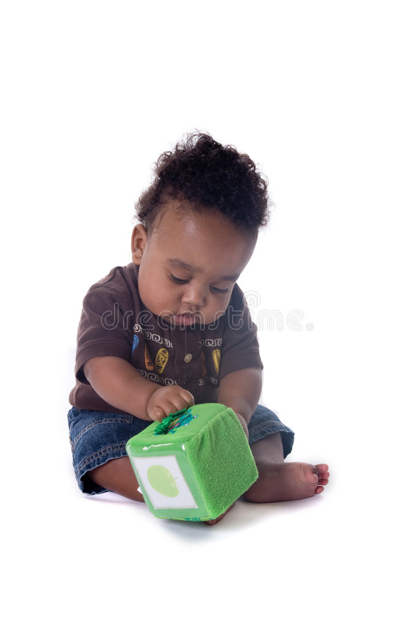 dziecko piękny zdjęcie stock