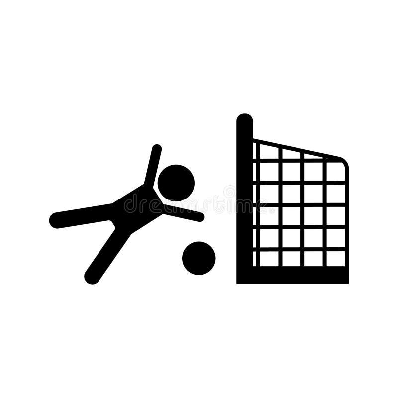 Dziecko, piłka, futbol, gemowa ikona Element dziecko piktogram Premii ilo?ci graficznego projekta ikona znaki i symbole inkasowi royalty ilustracja