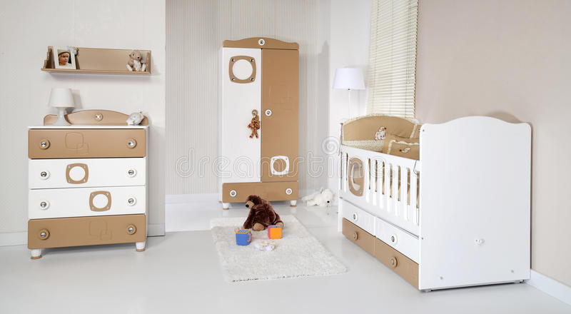 Dziecko pokój fotografia stock