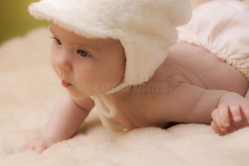 dziecko portrety s obraz royalty free