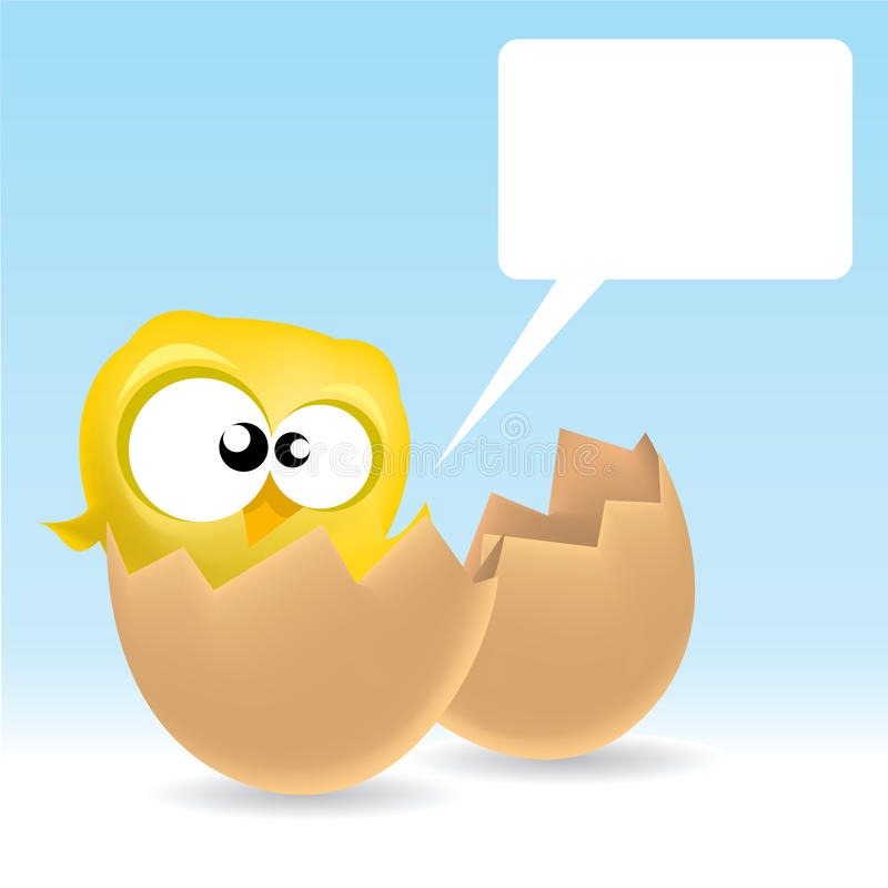 dziecko ptak ilustracji