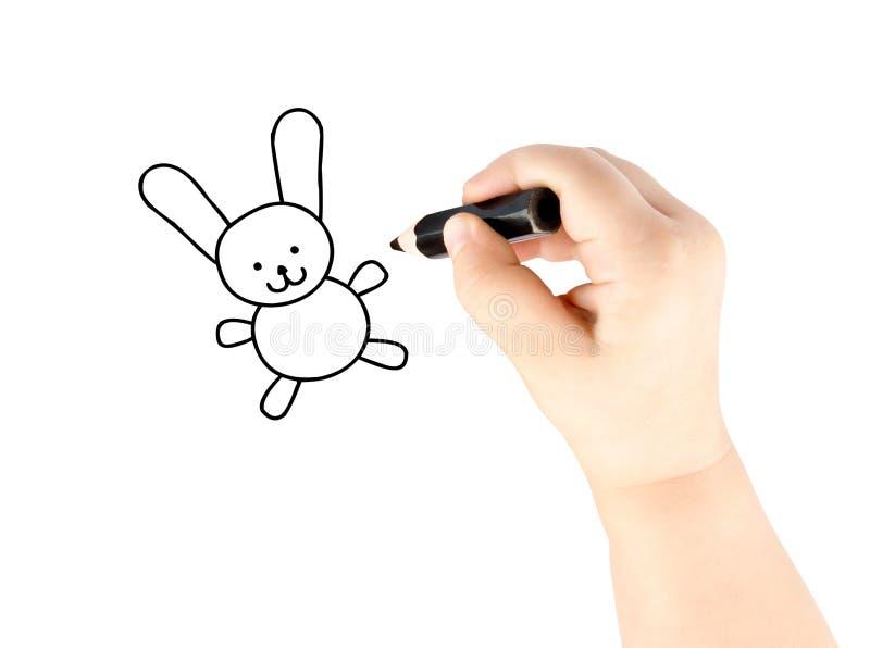 Dziecko remis obrazy stock