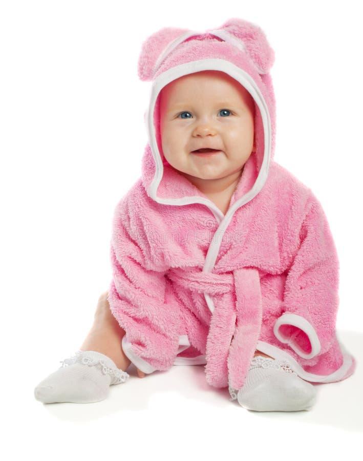 dziecko rozochocony fotografia stock