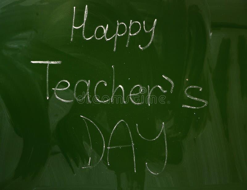 Dziecko rysunki na szkolnym blackboard tle fotografia royalty free