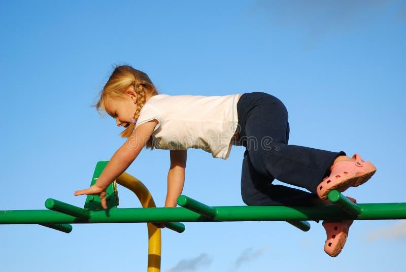 dziecko się aktywny zdjęcia stock