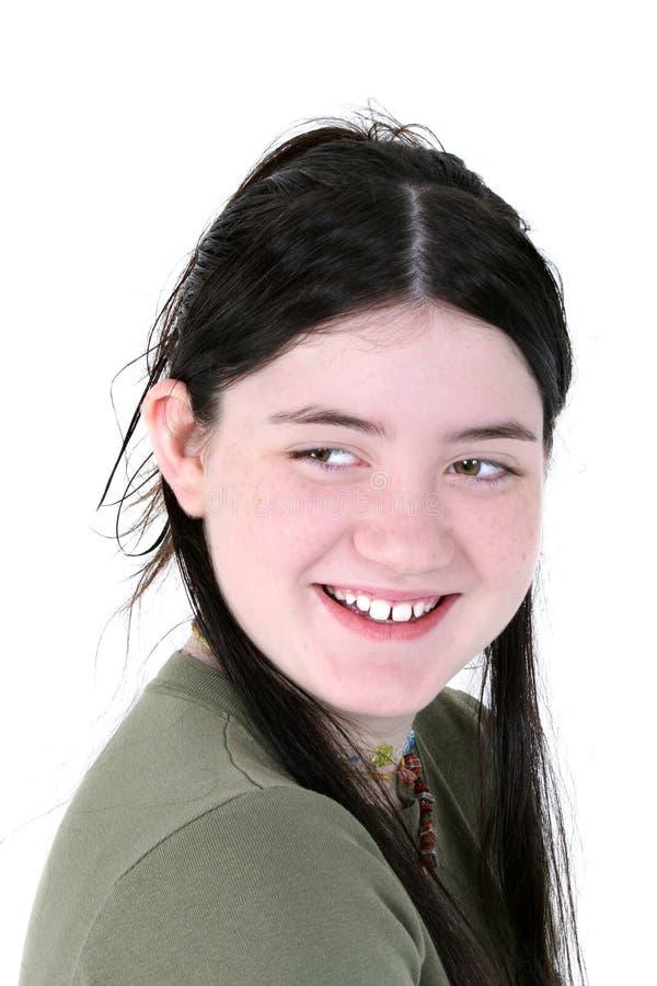 Dziecko Się Uśmiecha Zdjęcia Royalty Free