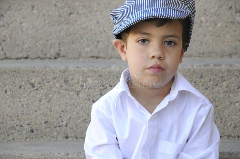 dziecko smutny fotografia royalty free