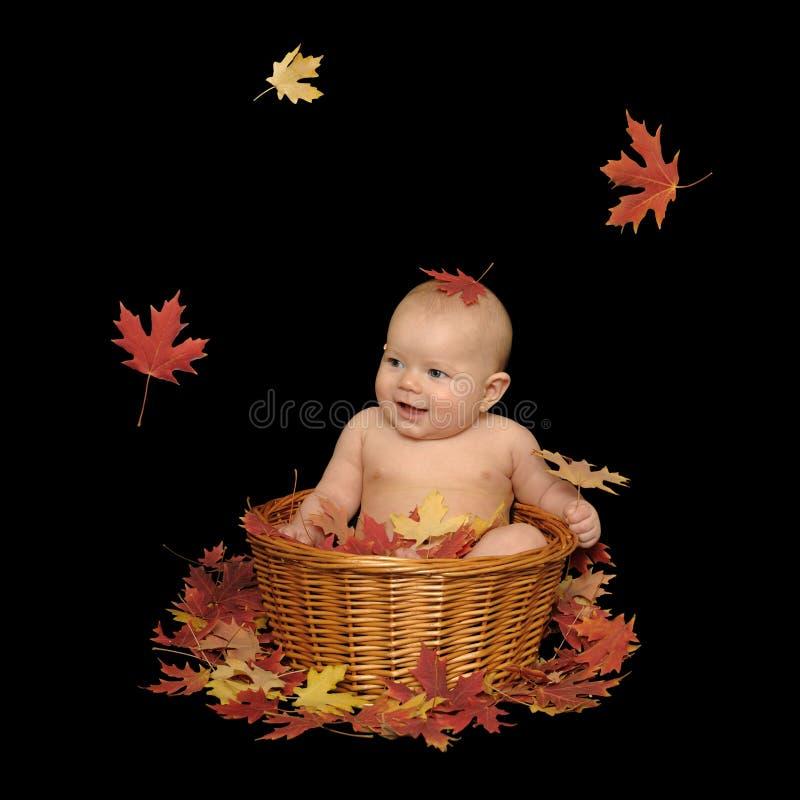 dziecko spadek fotografia royalty free