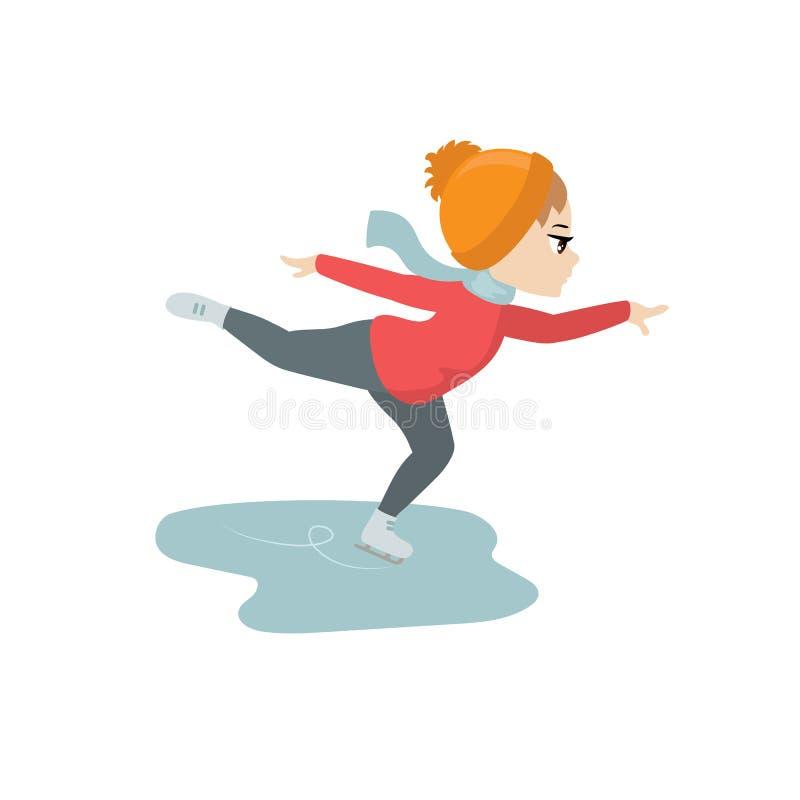 Dziecko sporta ilustracja ilustracji