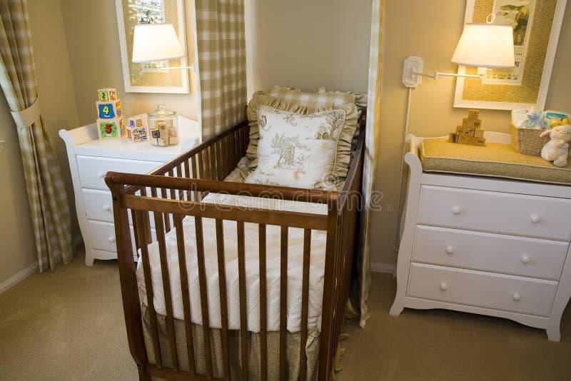 dziecko sypialnia zdjęcia royalty free