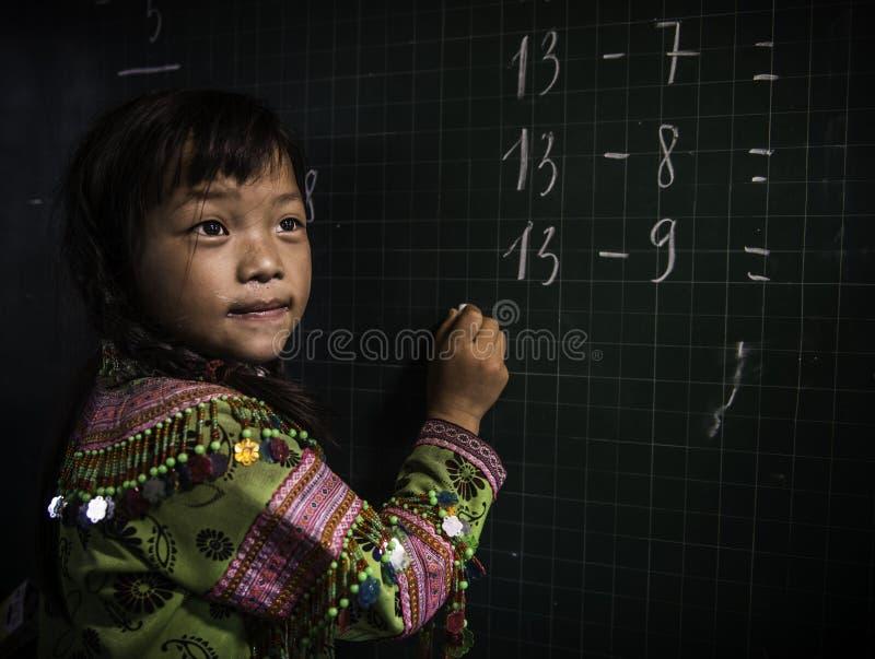 Dziecko szkoła obrazy stock