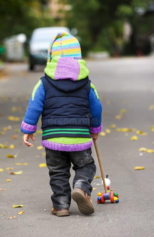 Dziecko sztuka plenerowa zdjęcie stock