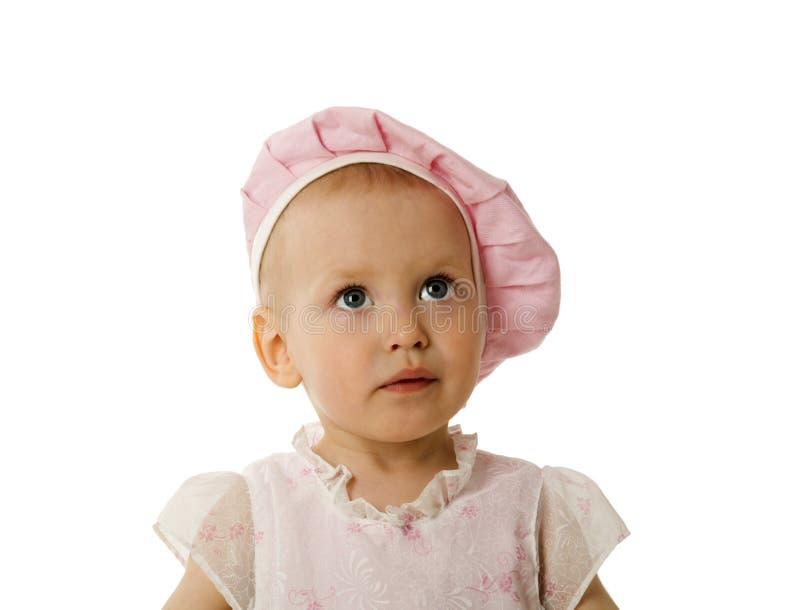 dziecko target1930_0_ patrzeć zdjęcia royalty free