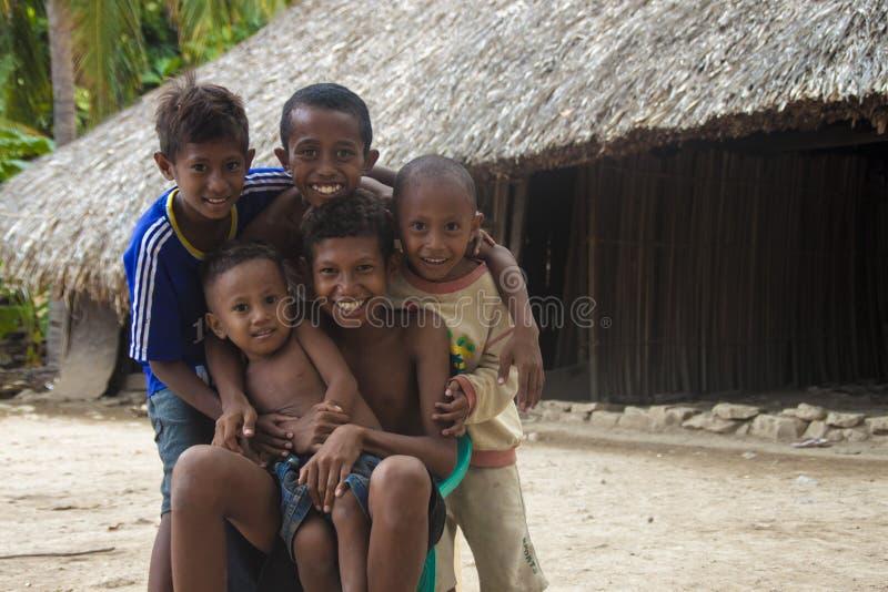 Dziecko Timor Leste zdjęcie royalty free