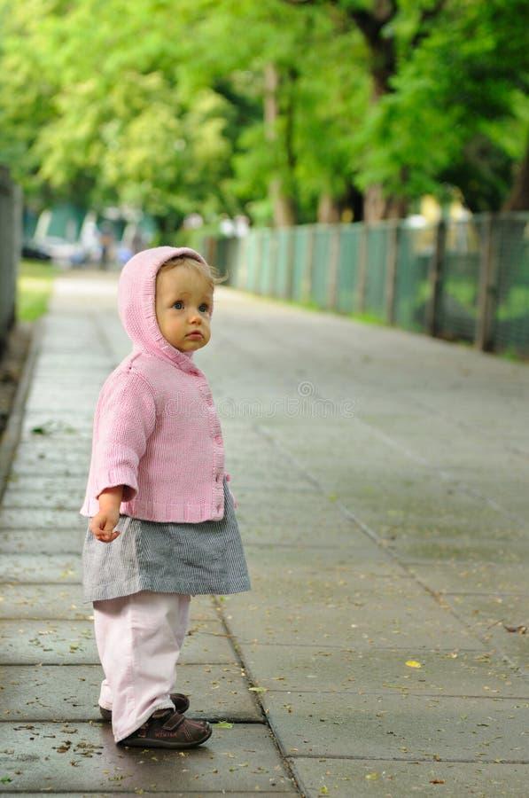 dziecko ulica zdjęcia stock